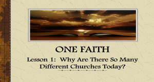 1_-_Why_Are_There_So_Many_Different_Churches_Today_Title_Pic2