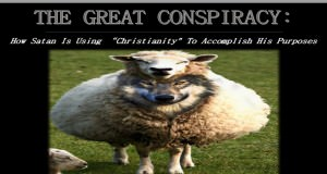 The Great Conspiracy Title Pic