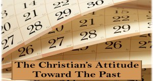 The_Christians_Attitude_Toward_The_Past_Title_Pic