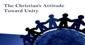 The_Christians_Attitude_Toward_Unity_Title_Pic