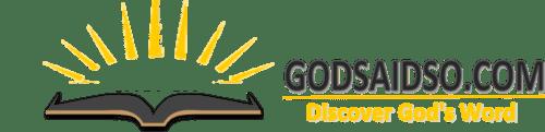 GodSaidSo.com